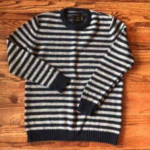 CPO Provisions men's wool sweater